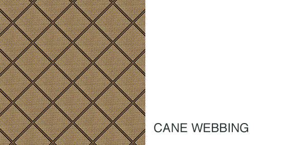 NLXL Cane Webbing Collection