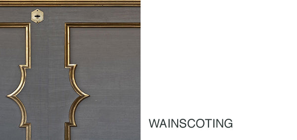 NLXL Wainscoting Wallpaper Collection