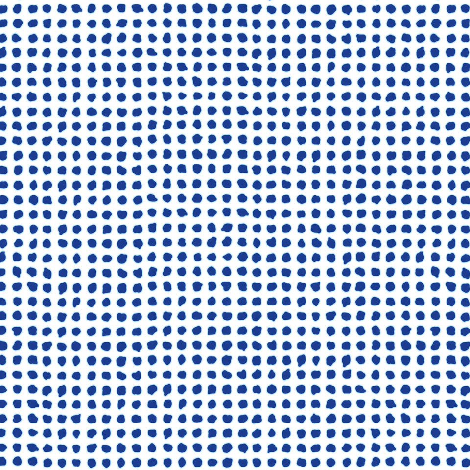 Blue Dots PNO-02 Addiction Wallpaper by Paola Navone + NLXL