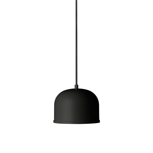 GM Pendant Lamp 15 Black by Grethe Meyers for Menu - Vertigo Home