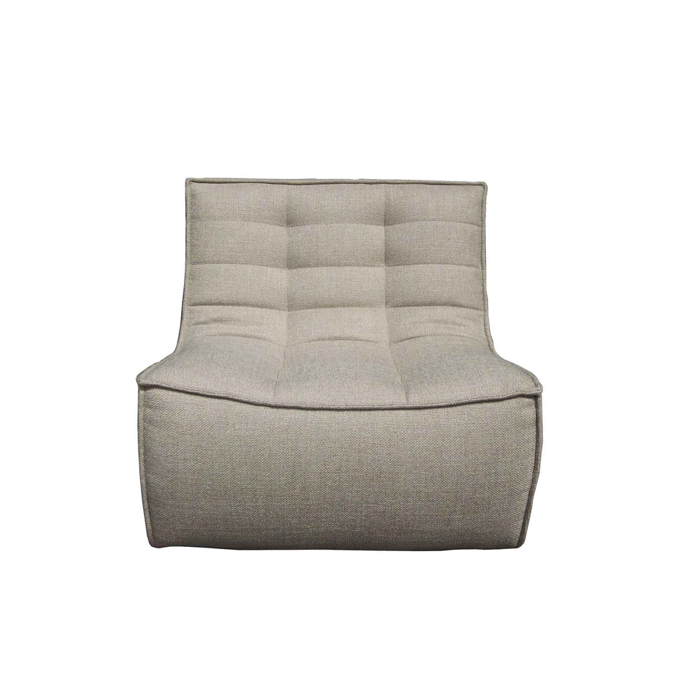 1 Seater N701 Sofa by Ethnicraft