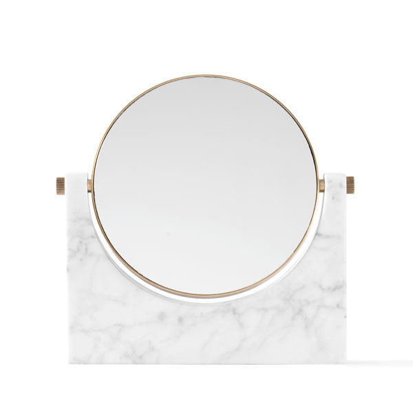 Pepe Marble Mirror by STUDIOPEPE for Menu at www.vertigohome.us
