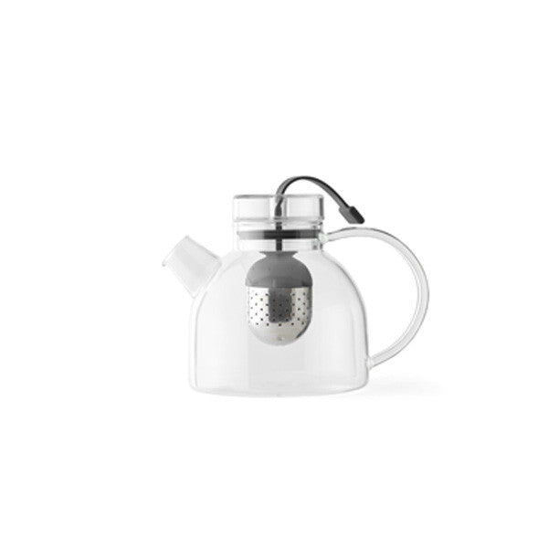 Norm Glass Kettle Teapot by Menu - Vertigo Home
