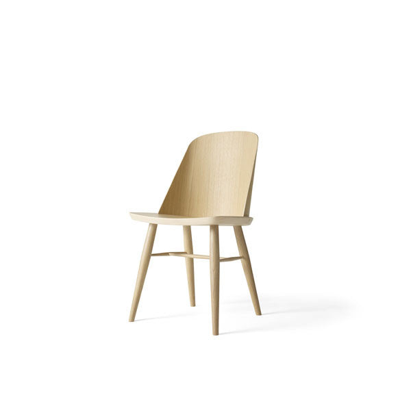 Synnes Dining Chair Natural Oak by Falke Svatun for Menu - Vertigo Home