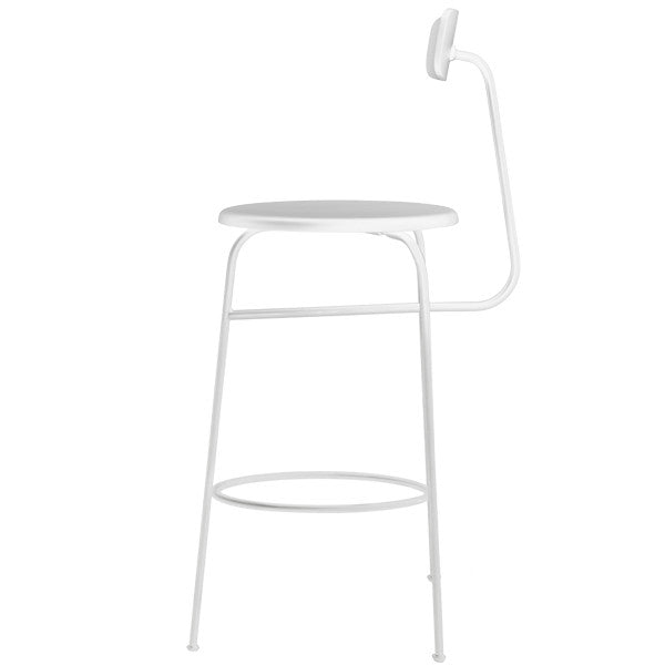 Afteroom Counter Stool White by Afteroom for Menu