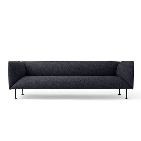 Godot 3 Seater Sofa by Iskos-Berlin for Menu