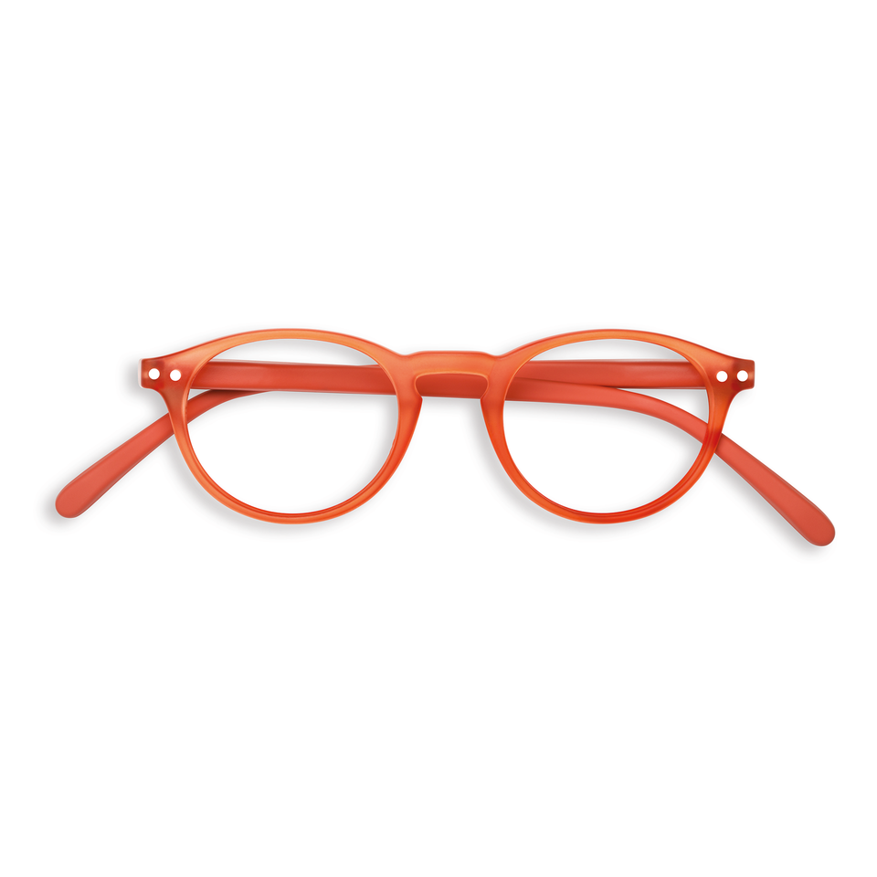 Warm Orange #A Reading Glasses by Izipizi - Limited Edition