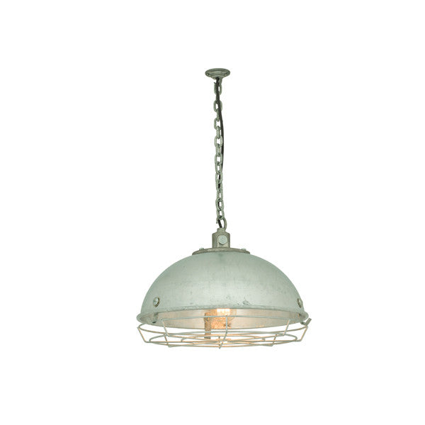 Steel Working Light Pendant by Original BTC / Davey Lighting - Vertigo Home