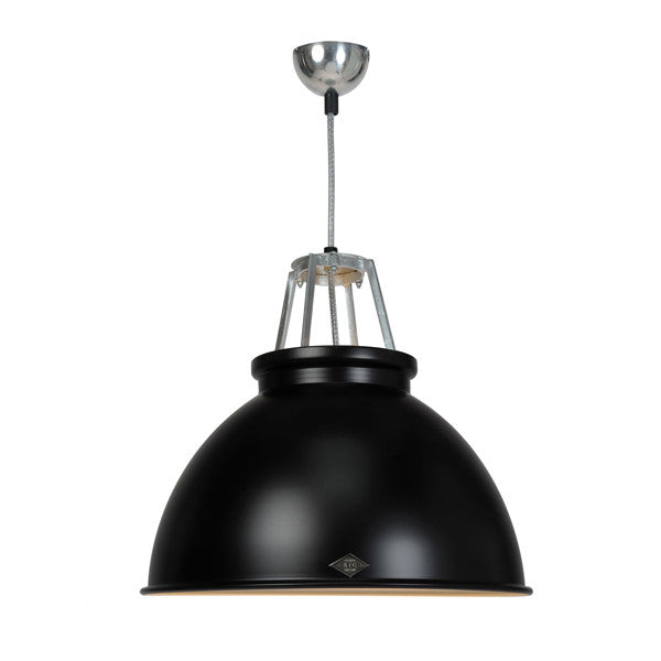 Titan Size 3 Pendant Light by Original BTC - Vertigo Home