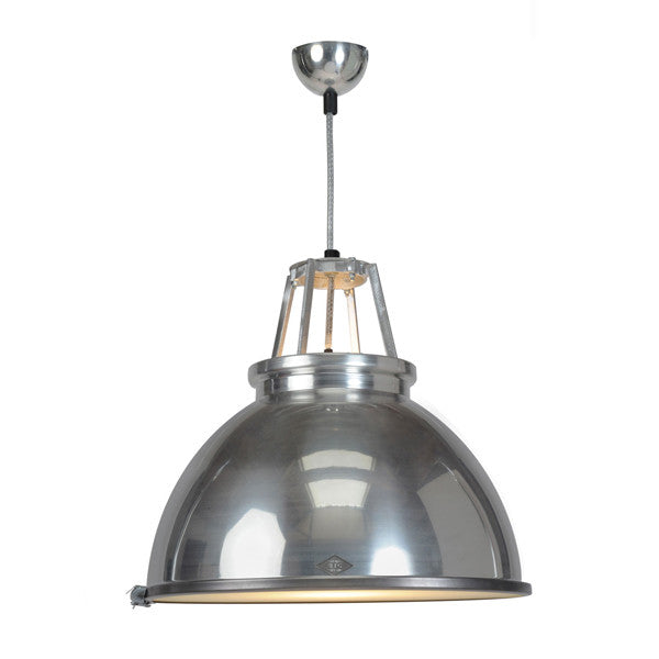 Titan Size 3 Pendant Light by Original BTC at www.vertigohome.us