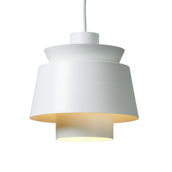 JU1 Utzon Tivoli Pendant White by Jørn Utzon from AndTradition