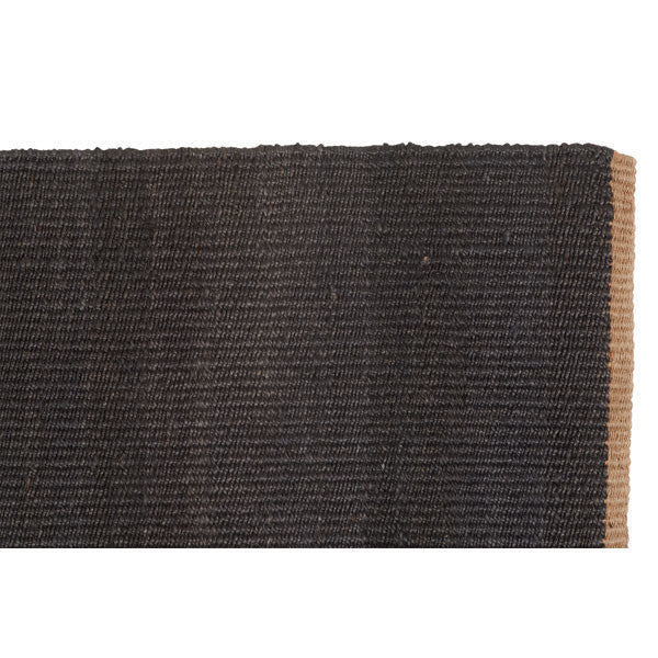 Charcoal Nest Weave Rug by Armadillo&Co - Vertigo Home