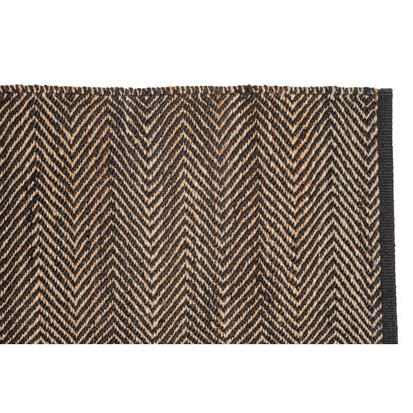Charcoal & Natural Serengeti Weave Rug by Armadillo&Co - Vertigo Home
