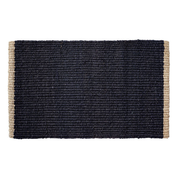 Charcoal Nest Weave Entrance Mat by Armadillo&Co - Vertigo Home