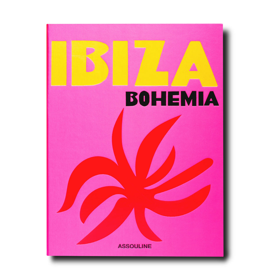 Ibiza Bohemia Travel Book by Assouline
