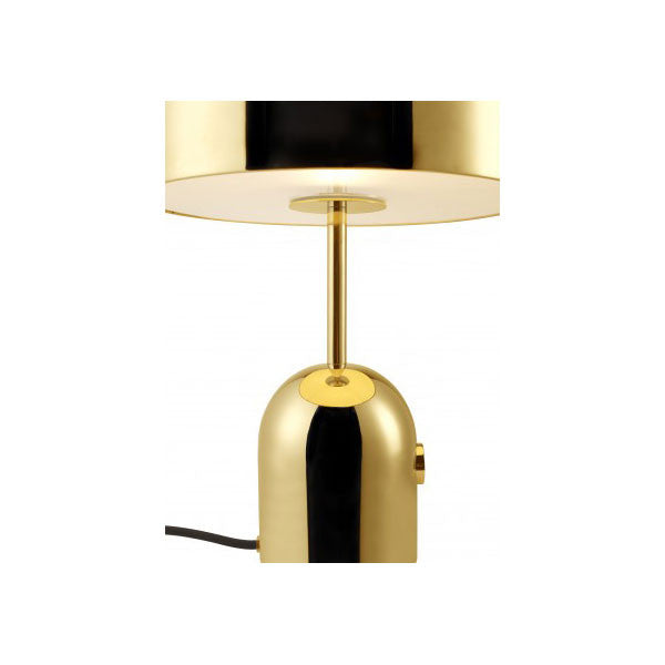 Bell Brass Table Light by Tom Dixon