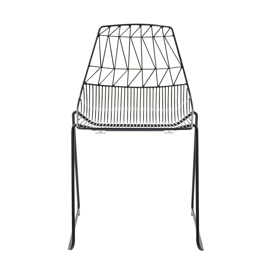 Stacking Lucy Side Chair by Bend Goods