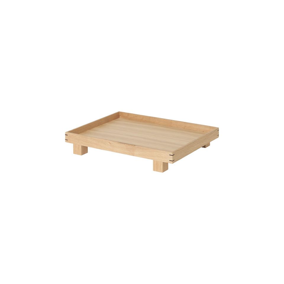 Bon Wooden Tray Small - Oak by Ferm Living