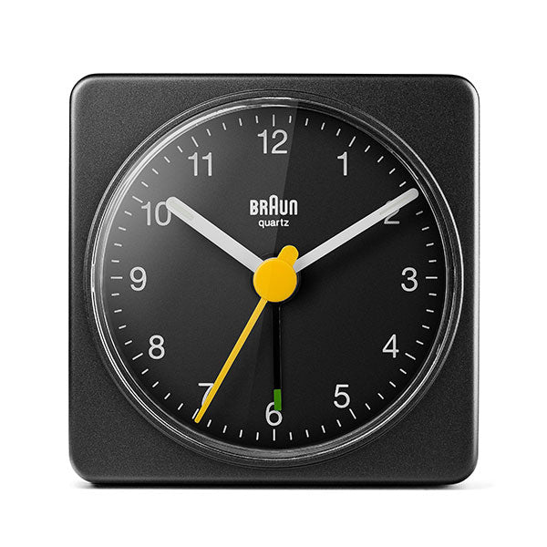 Braun BC02 Travel Alarm Clock