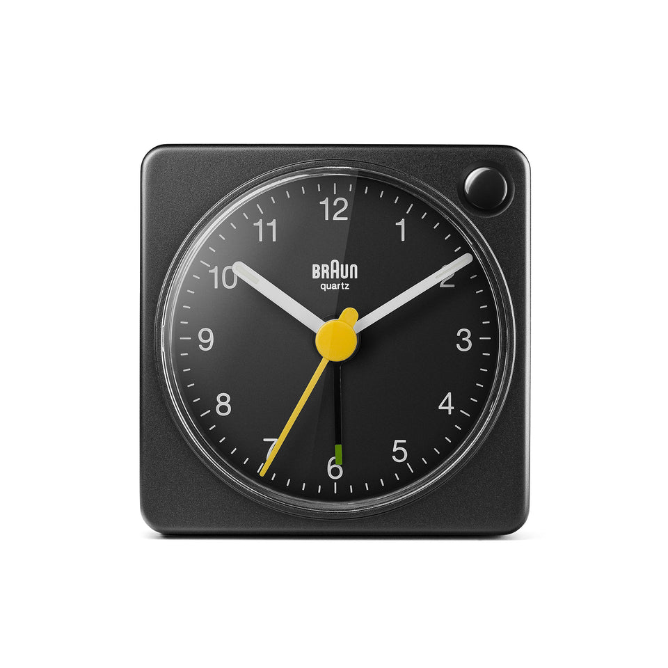 Braun BC02X Travel Alarm Clock