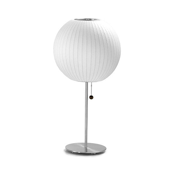 Ball Lotus Table Bubble Lamp - George Nelson - Herman Miller - Vertigo Home