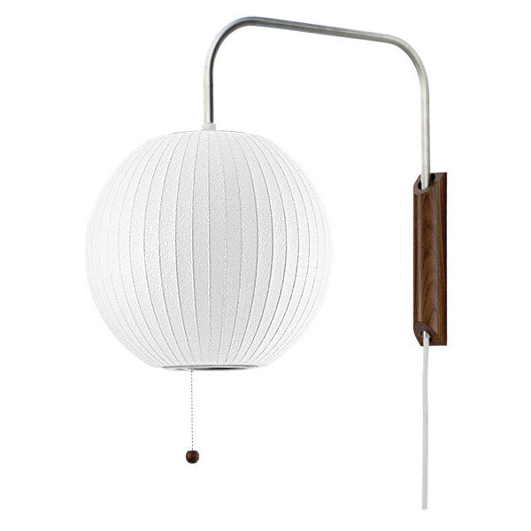 Ball Wall Sconce Bubble Lamp - George Nelson - Modernica - Vertigo Home