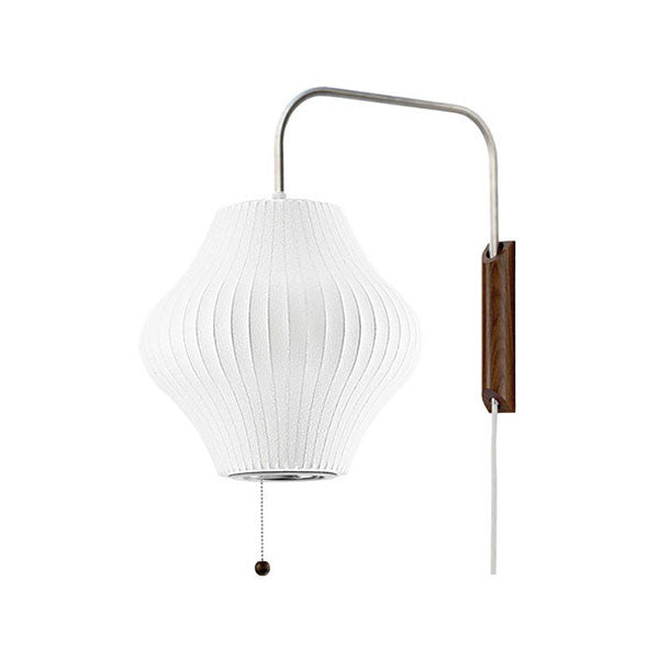 Pear Wall Sconce Bubble Lamp - George Nelson - Modernica at www.vertigohome.us