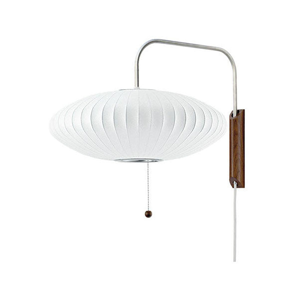 Saucer Wall Sconce Bubble Lamp - George Nelson - Modernica - Vertigo Home