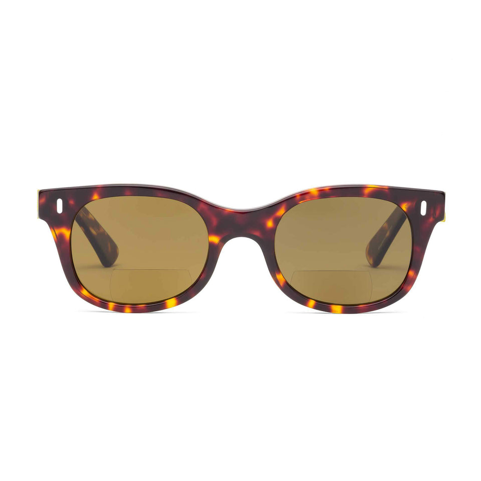 Bixby Turtle Sun Reading Glasses by Caddis