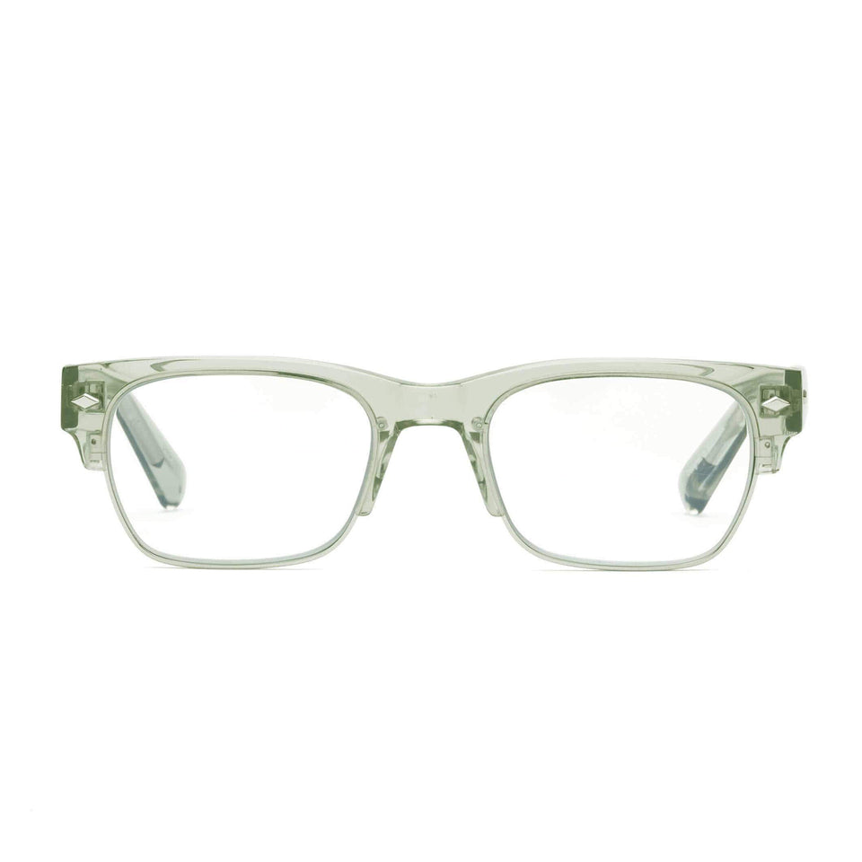 Navin Seawater Reading Glasses by Caddis