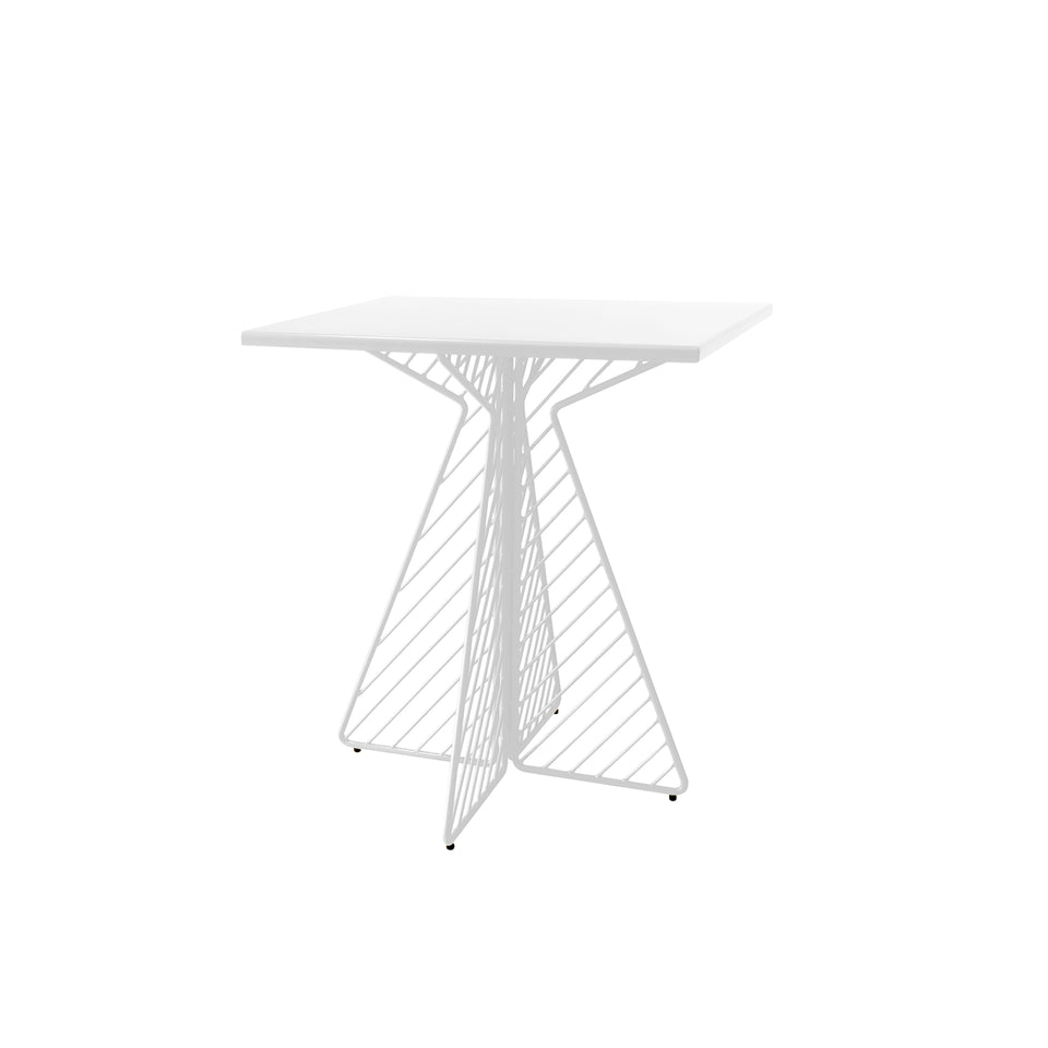 Square Cafe Table by Bend Goods