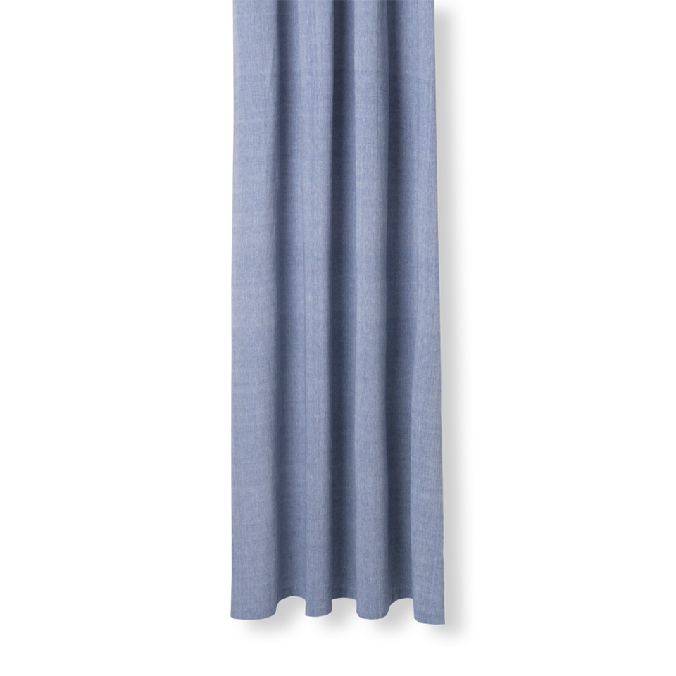Chambray Shower Curtain by Ferm Living