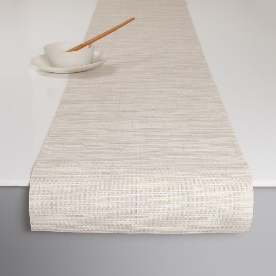 Chino Bamboo Placemats & Runner by Chilewich