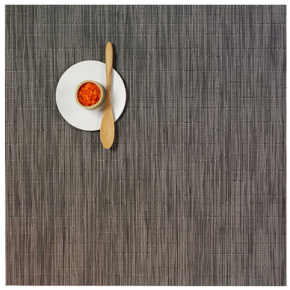 Grey Flannel Bamboo Placemats & Runner by Chilewich