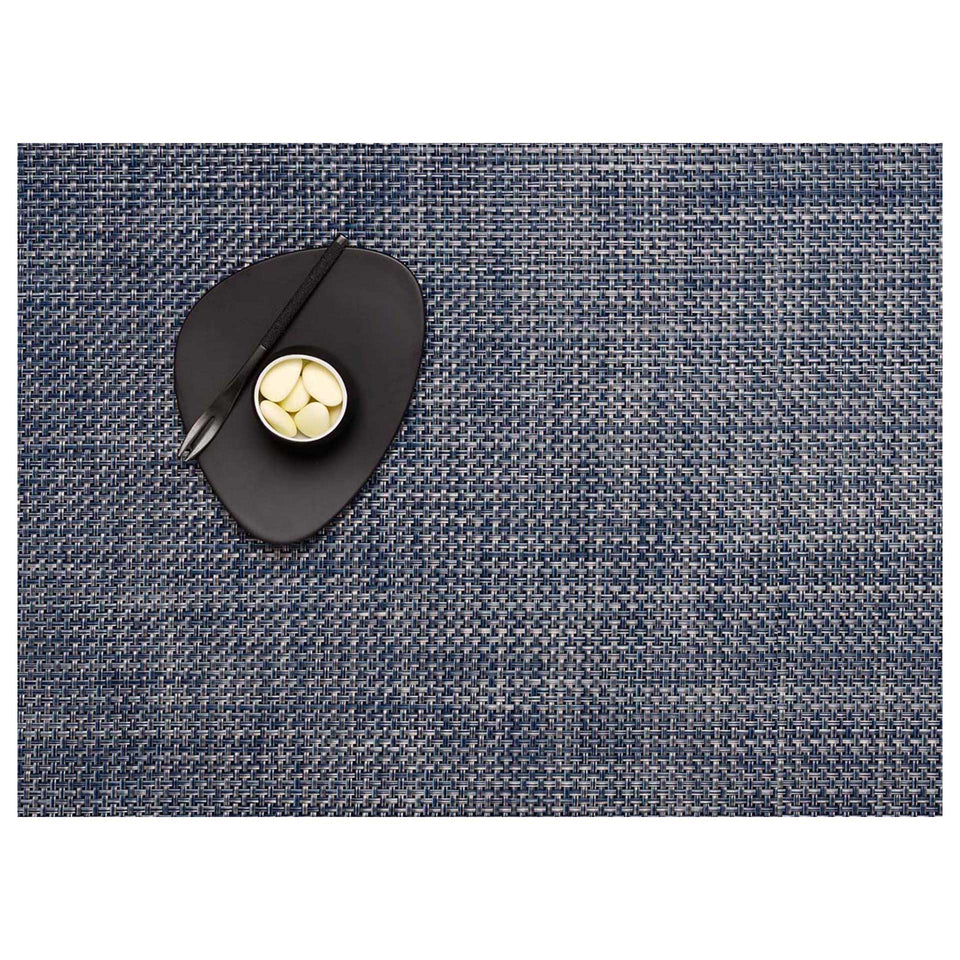 Denim Basketweave Placemats & Runner by Chilewich