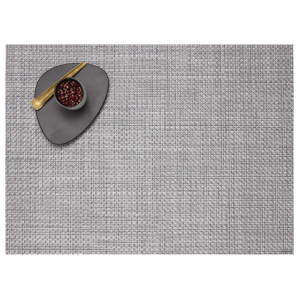 Shadow Basketweave Placemats & Runner by Chilewich
