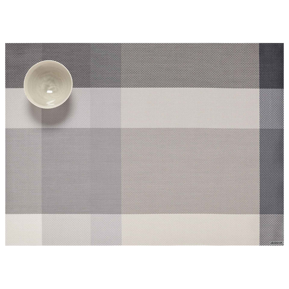 Dove Chroma Placemat & Runner by Chilewich