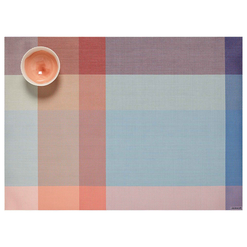 Dusk Chroma Placemat & Runner by Chilewich
