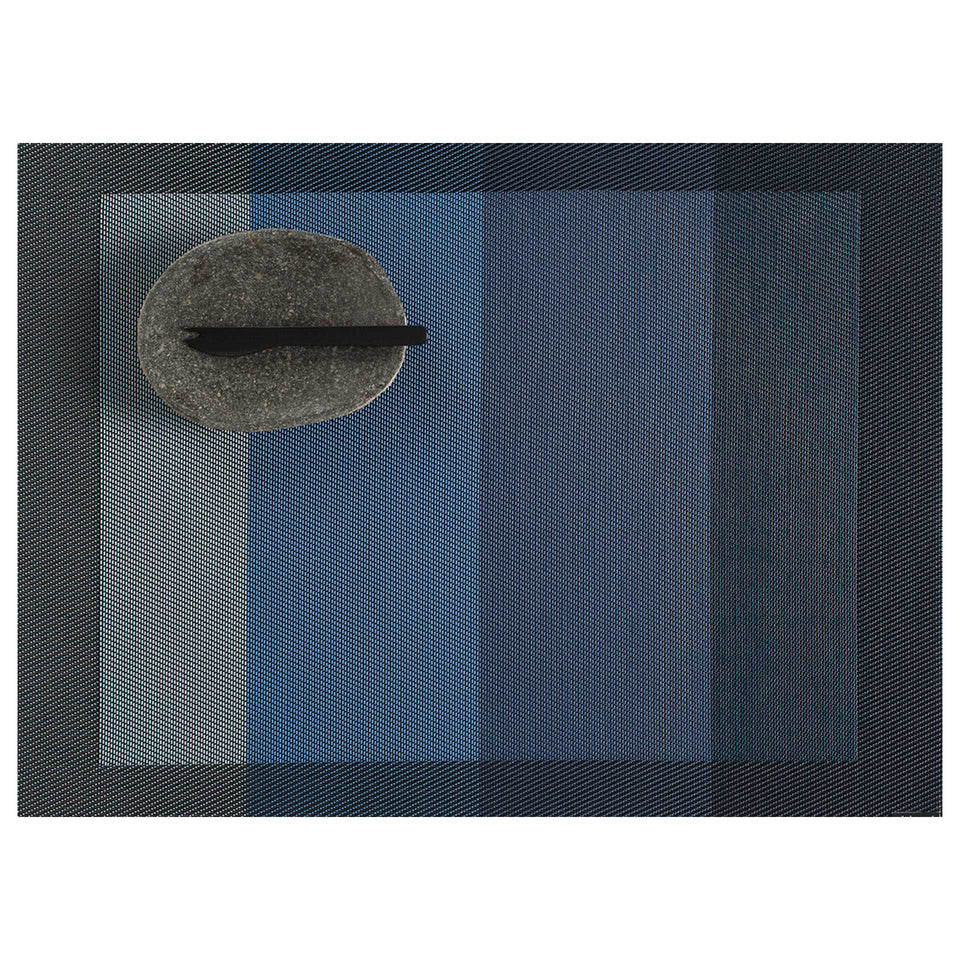 Indigo Color Tempo Placemat by Chilewich