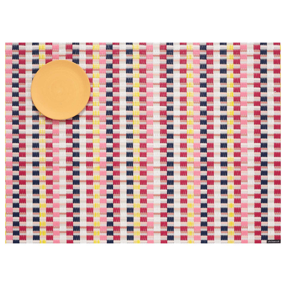 Pansy Heddle Placemat by Chilewich