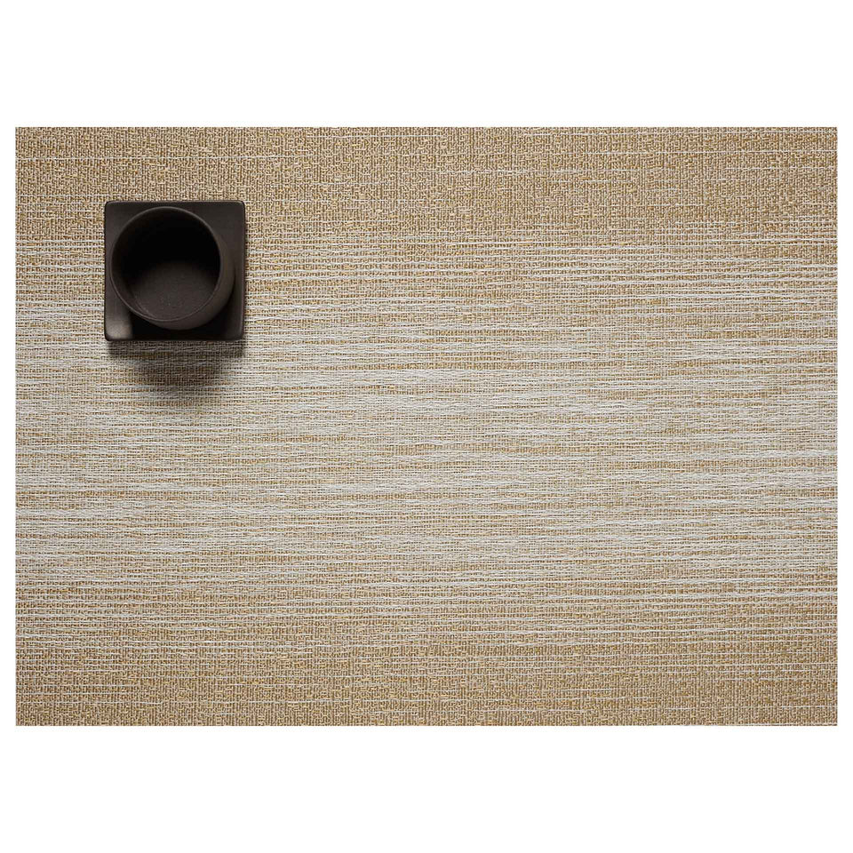 Gold Ombré Placemat & Runner by Chilewich