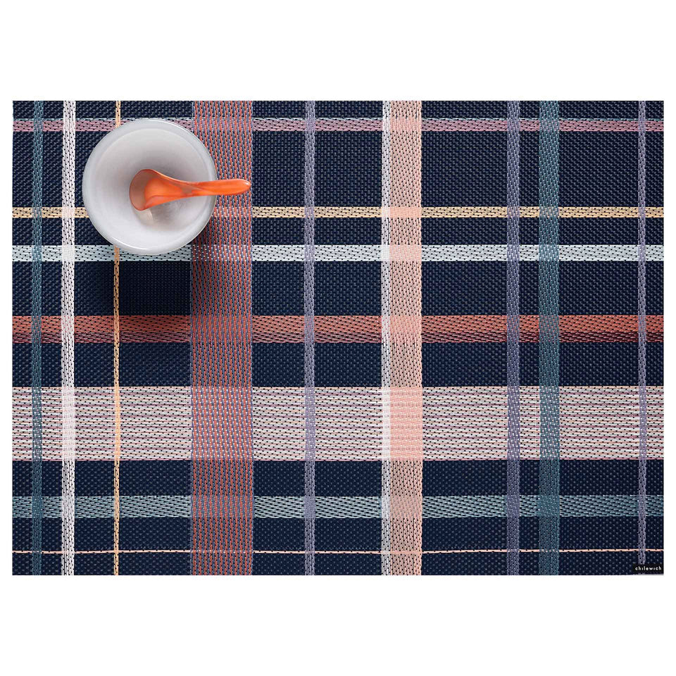 Dusk Tango Placemat & Runner by Chilewich