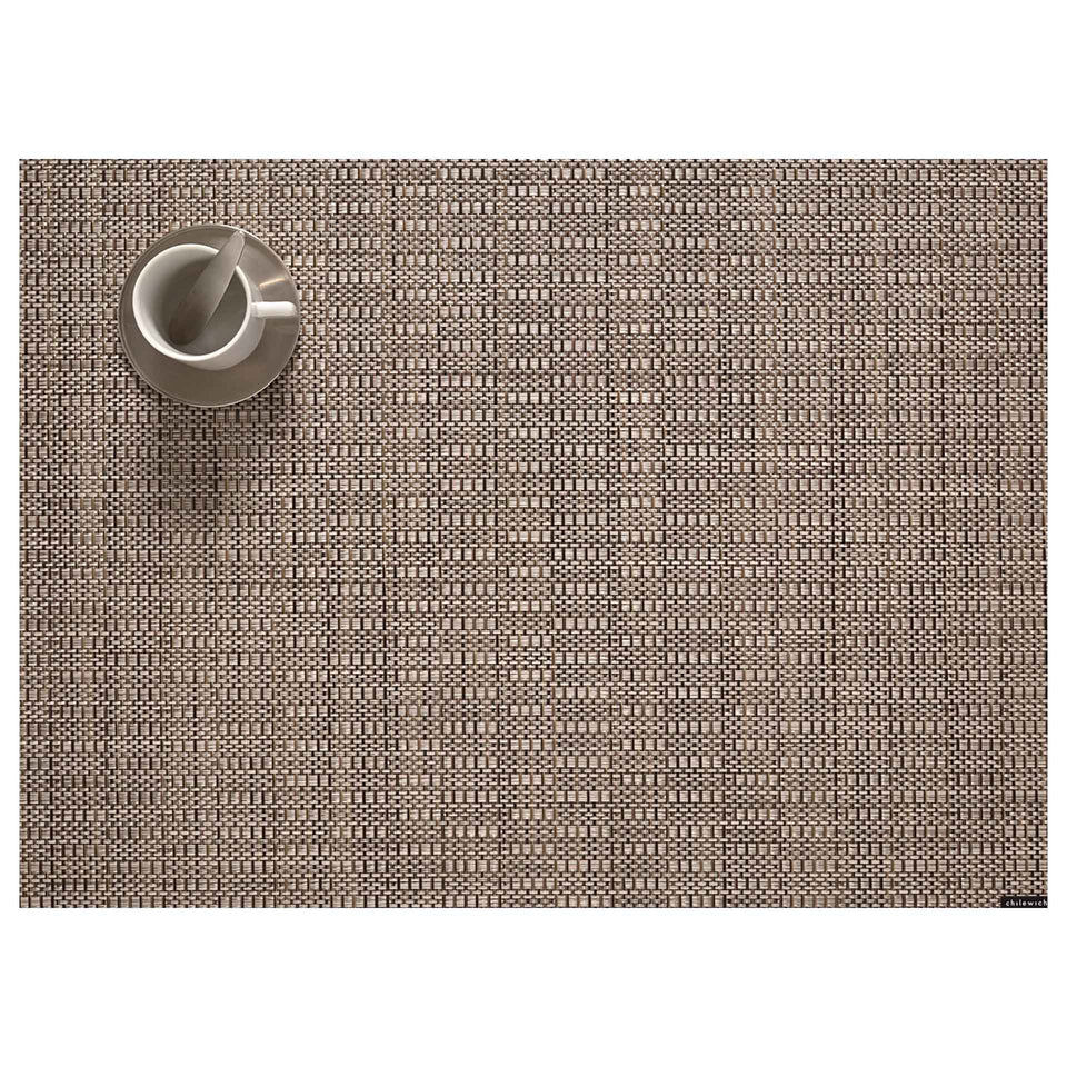 Umber Thatch Placemats by Chilewich