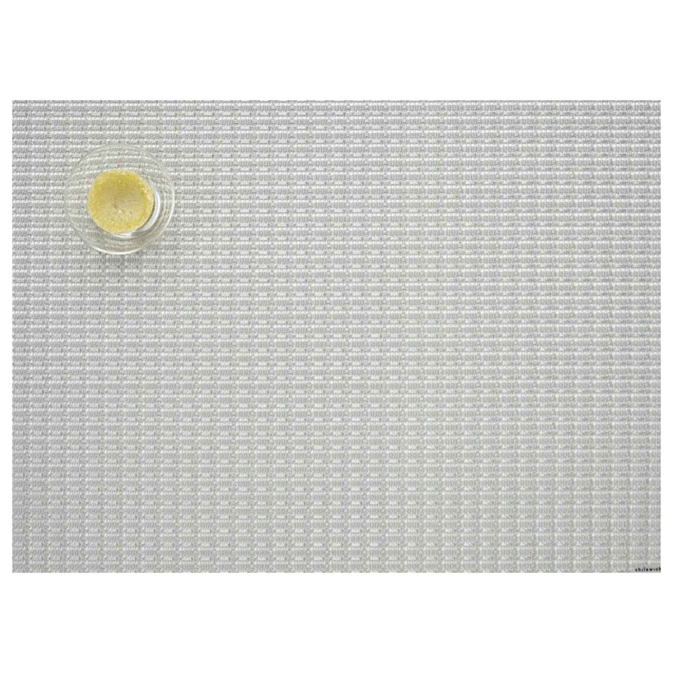 Silver Trellis Placemat & Runner by Chilewich