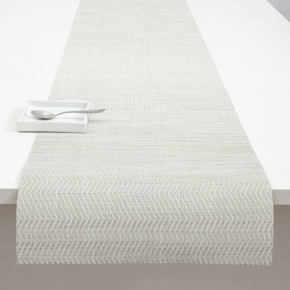 Grey Wave Placemat & Runner by Chilewich