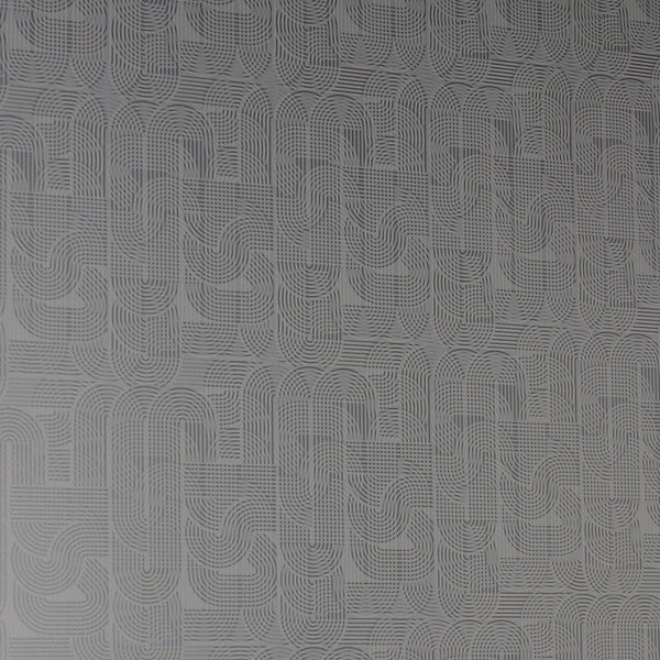Circuit - Sugar on White Mylar Wallpaper by Flavor Paper - Vertigo Home