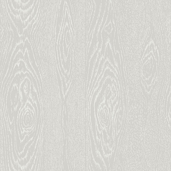 Cole & Son - Curio - Wood Grain in Grey