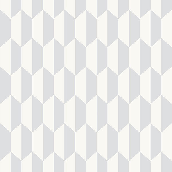Cole & Son Wallpaper - Icons - Petite Tile in Grey