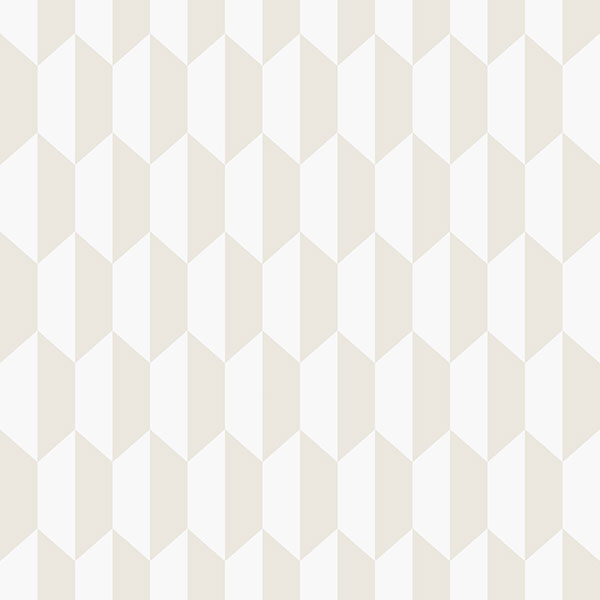 Cole & Son Wallpaper - Icons - Petite Tile in Parchment