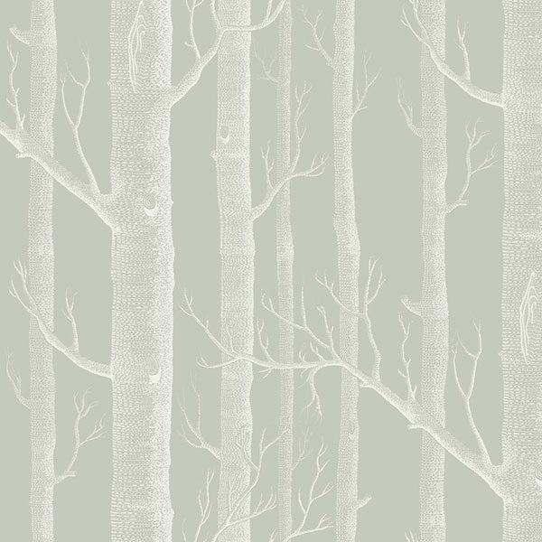 Cole & Son Wallpaper - Icons - Woods in Old Olive